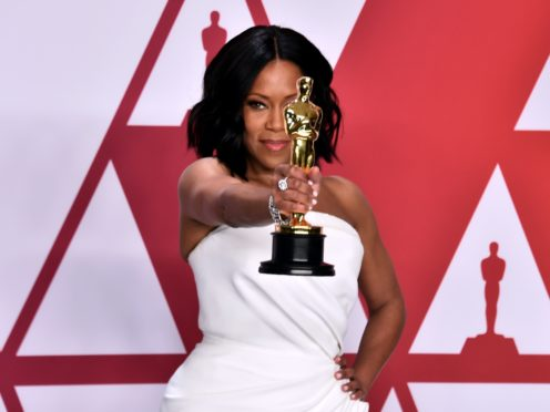 Regina King praised the #MeToo movement and said it has helped empower women beyond just being sexually assaulted (Alberto Rodriguez/PA)