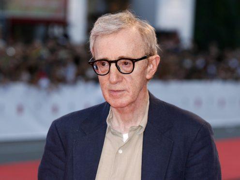 Director Woody Allen is suing Amazon Studios (Yui Mok/PA)