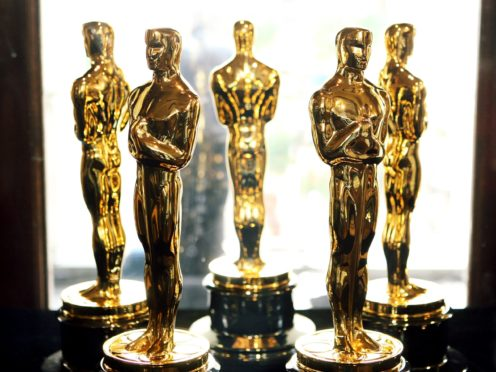 Oscar statues in Los Angeles (Image: PA)