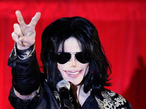 The documentary about Michael Jackson will air in the US and the UK next month (Yui Mok/PA)
