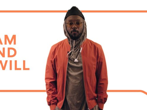 Will.i.am is leading the campaign on World Cancer Day (Maitland/AMO and UMGB/PA)