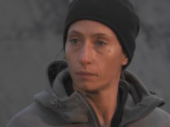 Lou became the first woman to pass the course on SAS: Who Dares Wins (Channel 4)