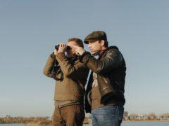 Chris Packham and Jack Fincham front new show Nature Dates (BBC)