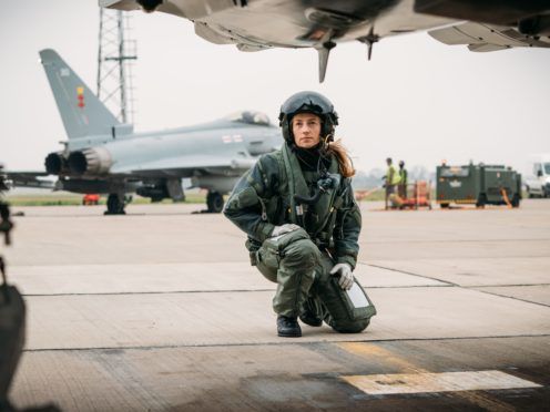RAF campaign that challenges portrayal of women in adverts has won a diversity prize (Olly Courtney)
