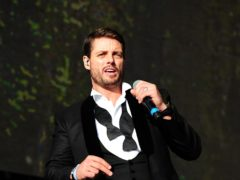 Keith Duffy was taken ill before Boyzone's show in Bangkok (Ian West/PA)