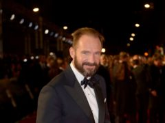 Ralph Fiennes has said he still feels 'delight' at being asked to star in films (Anthony Devlin/PA)