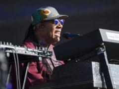 Stevie Wonder (David Jensen/PA)