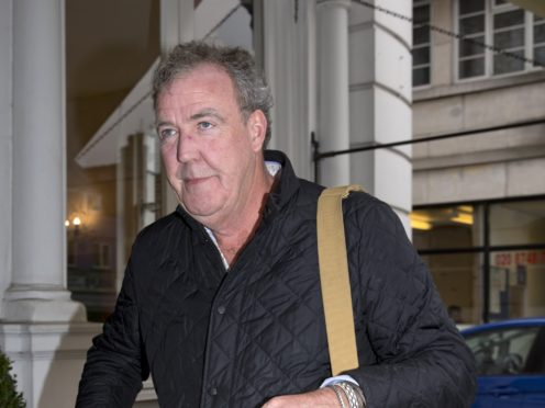 Jeremy Clarkson took over as host of Who Wants To Be A Millionaire? from Chris Tarrant in 2018 (Isabel Infantes/PA)