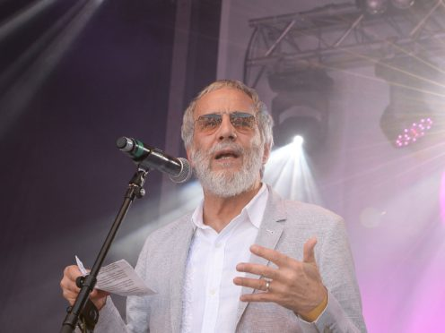 Cat Stevens will be among the performers at a memorial concert to pay tribute to the victims of the Christchurch mosque attack (John Stillwell/PA)