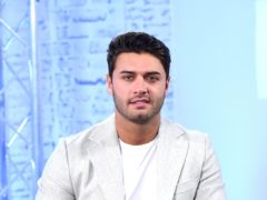 Montana Brown shared a tribute to Mike Thalassitis (Ian West/PA)