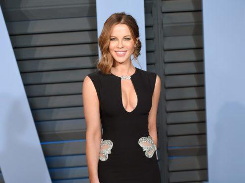 Kate Beckinsale has said she misses the British sense of humour (PA)