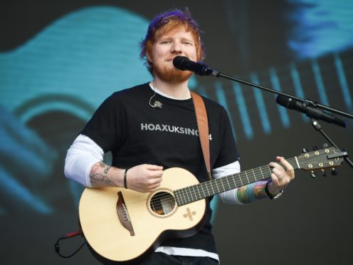 Ed Sheeran will join the Ivors Academy membership (PA)
