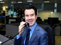 Jimmy Carr says he is also pondering having a hair transplant (Ian West/PA)