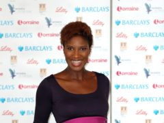 Denise Lewis has opened up on her joy after welcoming her fourth child (Jonathan Brady/PA)