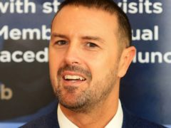 Paddy McGuinness is tempted by a move away from live audiences. (Clint Hughes/PA)