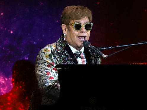 Sir Elton John has backed George Clooney's calls to boycott luxury hotels owned by the Sultan Of Brunei (Greg Allen/PA)