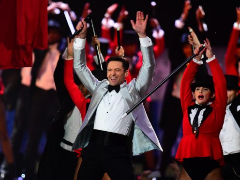 The soundtrack of The Greatest Showman, starring Hugh Jackman, was the highest-selling album of 2018 (Victoria Jones/PA)