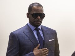 R Kelly was jailed earlier this week after being unable to pay the full child support he owes (Ashlee Rezin/Chicago Sun-Times/AP)