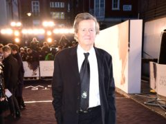 David Hare at the premiere of The White Crow (Ian West/PA)