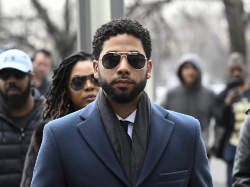 The creator of Empire has revealed the cast's 'anger and sadness' over the Jussie Smollett incident (Matt Marton/AP)