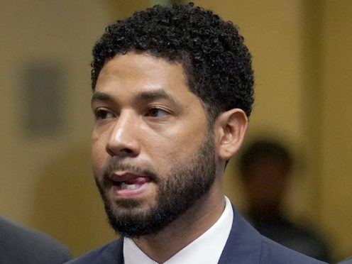 Charges against Jussie Smollett have been dropped (E Jason Wambsgans/AP/PA)