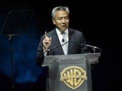 Warner Bros has announced its new top team after former studio head Kevin Tsujihara stepped down amid reports of an affair with a British actress (Chris Pizzello/Invision/AP, File)