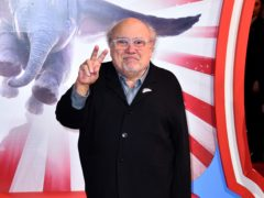 Danny DeVito told fans to vote for the Labour Party at the European premiere of Dumbo in London (Matt Crossick/PA)