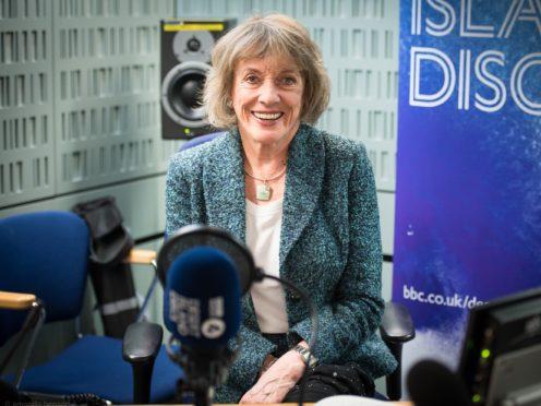 Dame Esther Rantzen on Desert Island Discs (Radio 4/Amanda Benson)