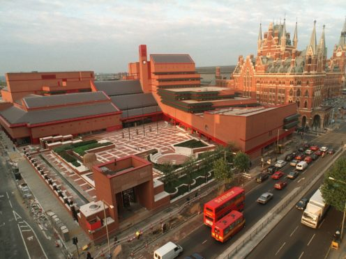 The British Library has acquired the Granville Archive (Stefan Rousseau/PA)