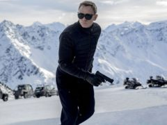 Daniel Craig as 007 in Spectre (Metro-Goldwyn-Mayer Studios/PA)