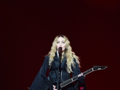 Madonna will take questions from fans (Ian West/PA)