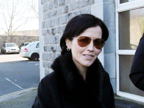 The Cranberries singer Dolores O'Riordan (Niall Carson/PA)