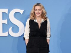 Madonna is set to perform at the Eurovision Song Contest in Israel (Yui Mok/PA)