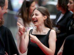 The Scottish actress stars at Princess Margaret in the upcoming episode (Jane Barlow/PA)