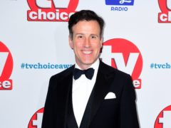 Anton du Beke said he would love to replace Dame Darcey Bussell as a judge on Strictly (Ian West/PA)