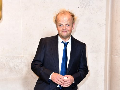 Toby Jones' new coach driving comedy won't mention Brexit (Matt Crossick/PA)