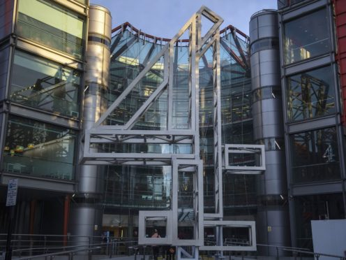 Channel 4's current headquarters on Horseferry Road in London (Victoria Jones/PA)