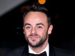 Ant McPartlin will return to Britain's Got Talent after months away from the limelight (Matt Crossick/PA)