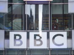 """Embargoed to 0001 Wednesday January 23 File photo dated 21/12/2018 of the logo on BBC's Broadcasting House in London. Women at the BBC continue to be paid """"far less"""" than men for the same work, a report into equal pay at the broadcaster has said."""