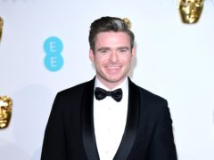 Richard Madden shared a throwback picture from the early days of Game Of Thrones (Ian West/PA)