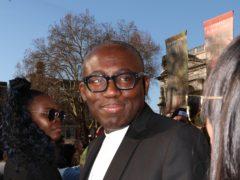 Edward Enninful, editor-in-chief of British Vogue (Isabel Infantes/PA)