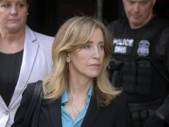 Felicity Huffman (AP Photo/Steven Senne, File)
