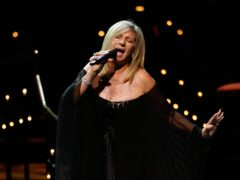 Barbra Streisand posted a cryptic message (Yui Mok/PA)