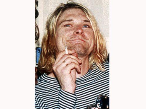 Kurt Cobain (AP Photo/Mark J.Terrill, File)