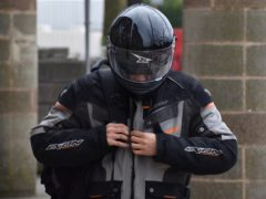 Jamien Nagadhana leaving Wolverhampton Crown Court (Matthew Cooper/PA)