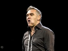 Morrissey has responded to criticism that he holds racist views (Ben Birchall/PA)