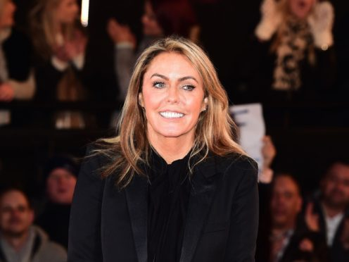 Patsy Kensit is returning to Holby City (Ian West/PA)