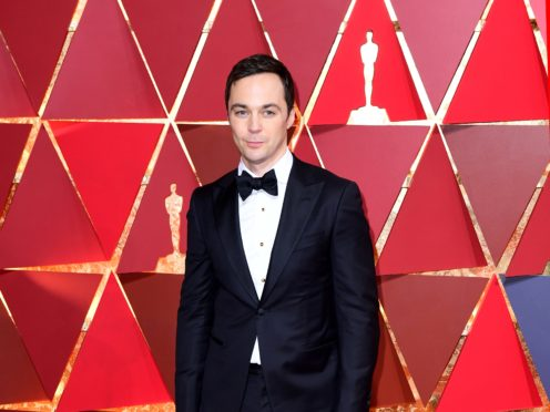 Stars of The Big Bang Theory, including Jim Parsons, have filmed the final scene of the long-running sitcom (Ian West/PA)