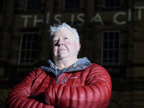 Scottish Crime Writer Val McDermid has been shortlisted for Broken Ground (John Linton/PA)