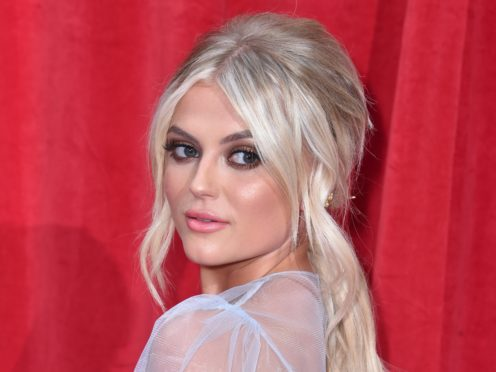 Lucy Fallon is to leave Coronation Street (Matt Crossick/PA)